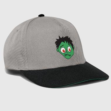 Halloween Monster Zombie Horror - Snapback Cap