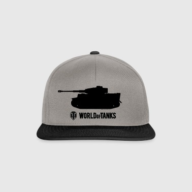 WOT Male Shirt - Snapback Cap