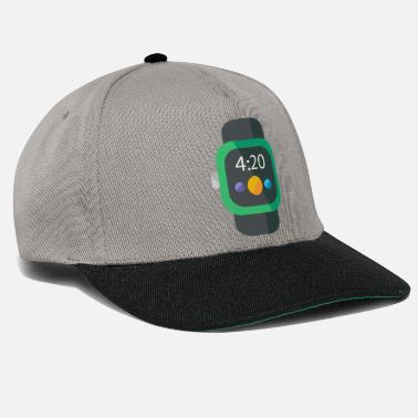 Is 4 It is 4:20! The best time to relax! - Snapback Cap
