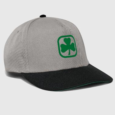 Irish Shamrock - Snapback Cap