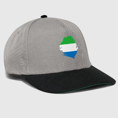 sierra leone collection - Snapback Cap