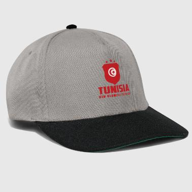 Tunisie Football Cadeau Fan Coupe du Monde - Casquette snapback