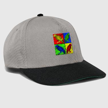 Papagei - Snapback Cap