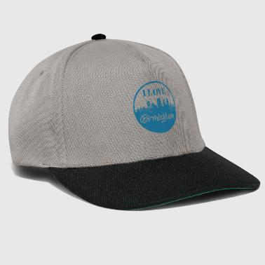 I Love Birmingham - City Break - Regalo - Gorra Snapback