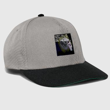 SKY IS NOT THE LIMIT - Snapback Cap