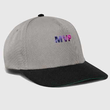 MVP - Most Valuable Player - Stylishly Colorful - Snapback Cap