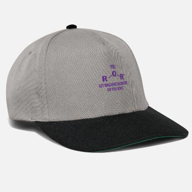 Chemiker You get organic chemistry or you don't Chemiker - Snapback Cap