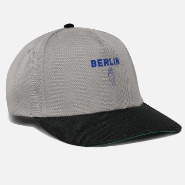 Berlin Bear Berlin Bear / Berlin strong as a bear. - Snapback Cap