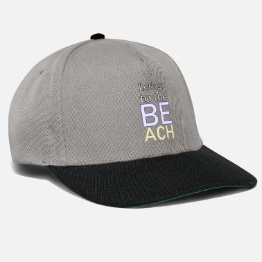 Beach Party beach Party - Casquette snapback