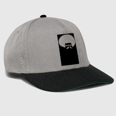 FUNKY HOUSE Club Festival Style Geschenk Afro DJ - Snapback Cap