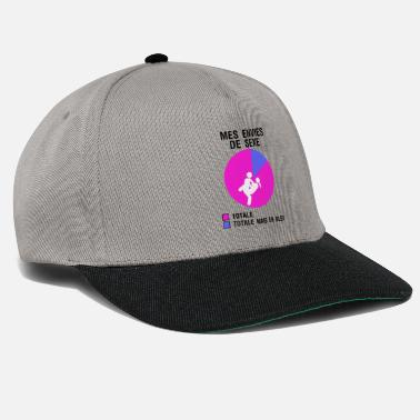 Kamasutra citation envie sexe totale humour drole fromage fu - Casquette snapback