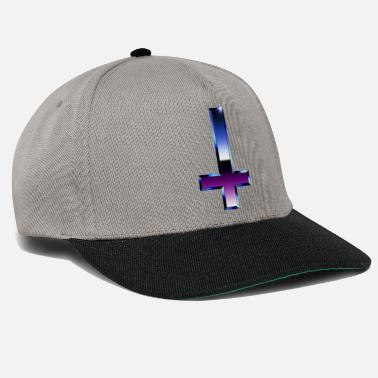 Chrome Cross - Snapback cap