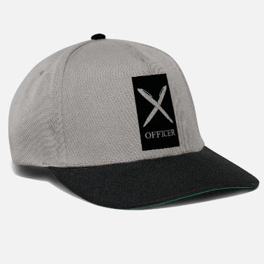 Office OFFICER - Snapback Cap