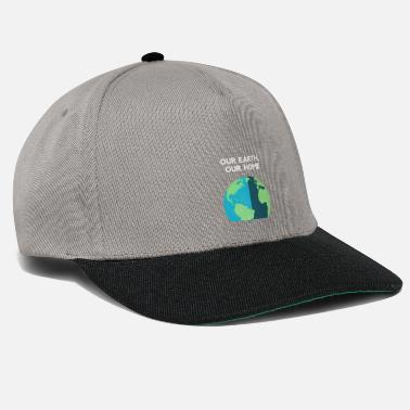 Our Our Earth - Snapback Cap