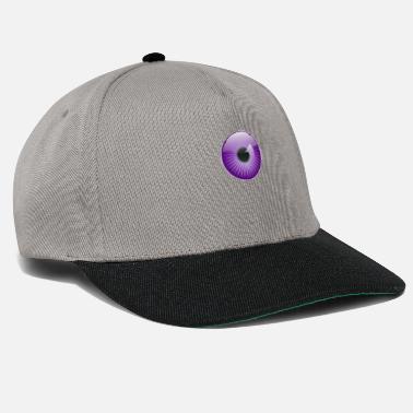 Pupil Pupil purple - Snapback Cap 59735e1640b1