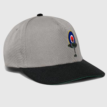 Royal Air Force SPIT COCARDE / 1803 - Snapback Cap