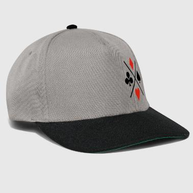 poker icons - Casquette snapback