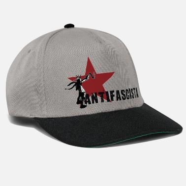Antifascista antifascista - Gorra snapback
