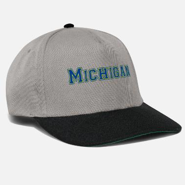 Michigan Michigan - Snapback cap