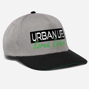 Couture City Life - Korea Couture - Snapback cap