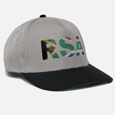 Africa RSA Republic of South Africa South Africa Africa - Snapback Cap