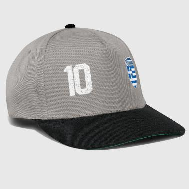 Number Greece jersey - Snapback Cap