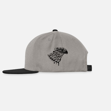 head of falcon - Snapback-caps