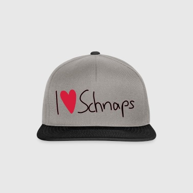 I Love Shot - Snapback Cap