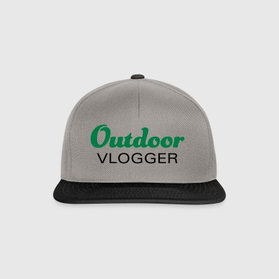 Outdoor vloggers and nature lovers - Snapback Cap