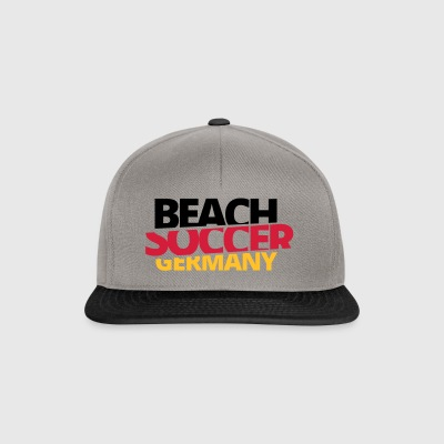BEACHSOCCER GERMANY - Snapback Cap