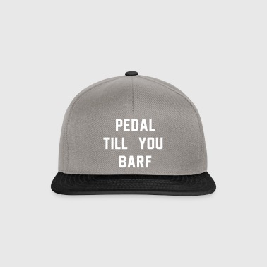 PTYB Gris - Casquette snapback