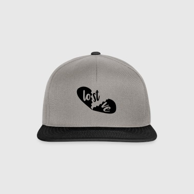 Love & Lost - Snapback Cap