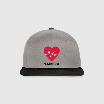 coeur Namibie - Casquette snapback