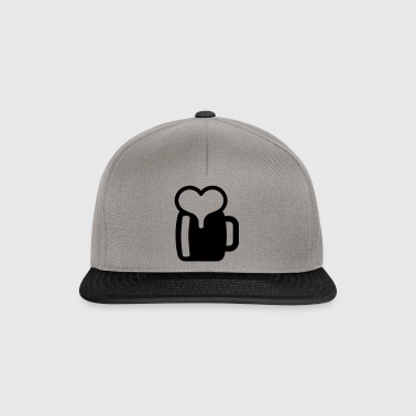 beer love - Snapback Cap