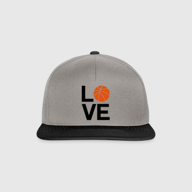 basketball_love - Casquette snapback