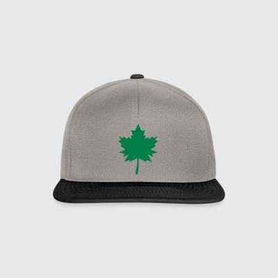 Maple Leaf Gift - Casquette snapback