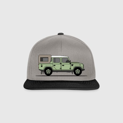 Defender 110 Pick Up - Snapback Cap