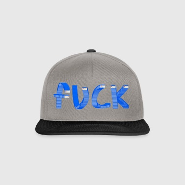 Fuck Windows Error - Snapback Cap