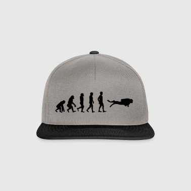 Evolution divers - Snapback Cap