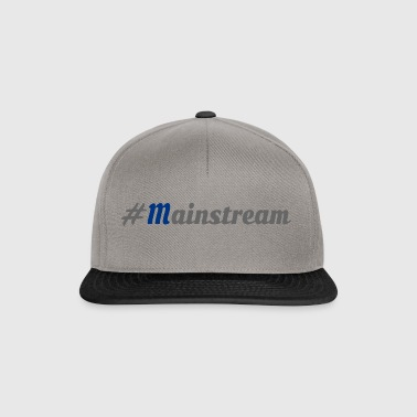 #Mainstream - Snapback Cap
