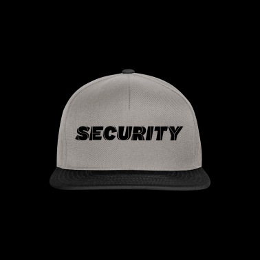 lette SECURITY - Snapback-caps