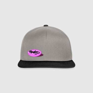 soap tea - Snapback Cap