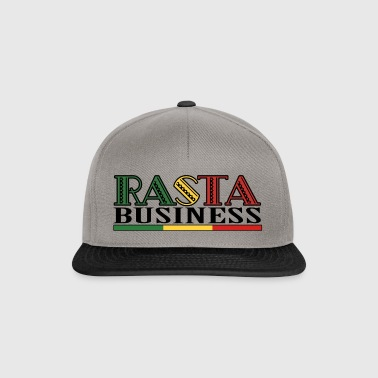 Rasta Business - Snapback cap