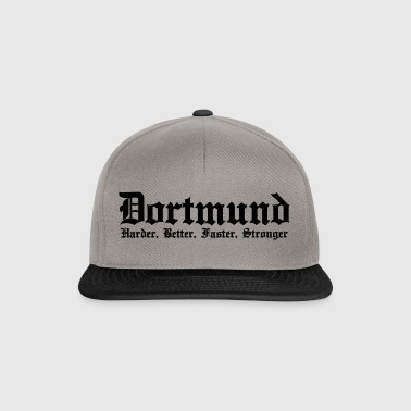 Dortmund Harder Better Faster Stronger - Snapback Cap