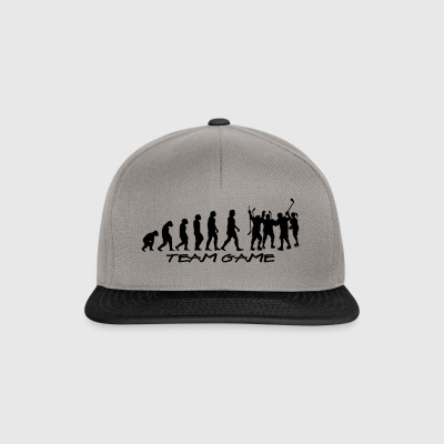team_game - Snapback Cap