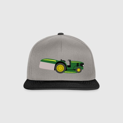 mowing machine - Snapback Cap