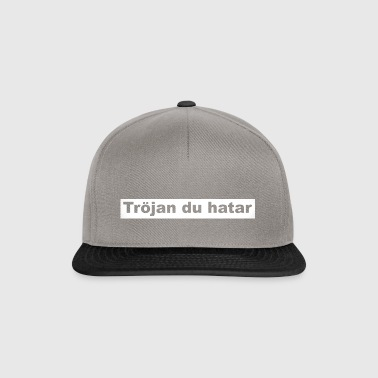 The shirt you hate - Snapback Cap