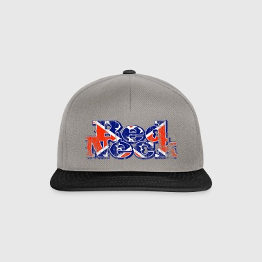Red Neck - Snapback Cap
