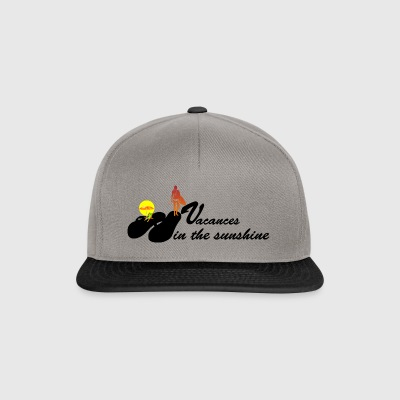 HOLIDAY - Snapback Cap