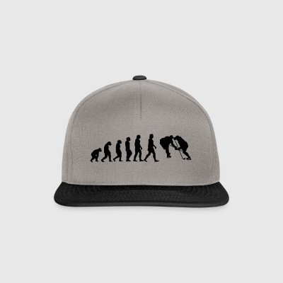 evolution hockey - Snapback Cap